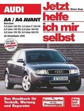 Audi A4/A4 Avant Benziner ab 2000. Jetzt helfe ich mir selbst von Dieter Korp (2001, Taschenbuch)