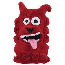 "New Mr.Dogzilla Mutants Dog Squeaky Plush Dog Toy, Medium (6""x5""x4"")"