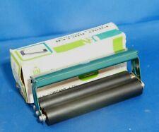 """Vintage U.N 6"""" Double Width Print Roller"""