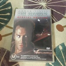 BRUCE WILLIS DIE HARD 2, SPECIAL EDITION. 2 DISCS