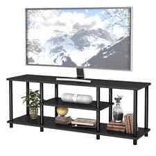 3-Tier TV Stand Entertainment Media Center Console Shelf  for TV's 50