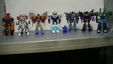 Transformers Prime Robots in Disguise Cyberverse Mixed Lot