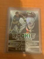 2015-16 Metal Rookie Tribute Auto RC Jack Eichel - Rare SSP 1/5 - Card RT-JE3
