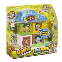 The Ugglys Pet Shop Pet Store-Exclusive Manic Monkey - Collect & Stack - Age 5+