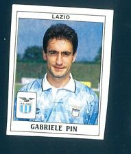 Figurina Calciatori Panini 1989/90! N.197 Pin! Lazio! Nuova con Velina!!