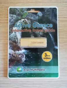 """""""Active Greece"""" Multimedia Travel Guide"""