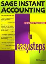 Sage Instant Accounting Ies - 2nd (In Easy Steps Series),Bill Montavani
