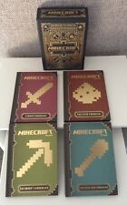 Minecraft: The Complete Handbook Collection - 4 Hardback Books