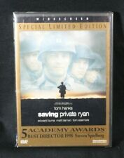 Saving Private Ryan (Dvd, 1998) Widescreen Special Limited Edition