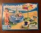 Playmobil Vacation & Leisure Paddling Pool Set #4864. Brand New. Unopened Box