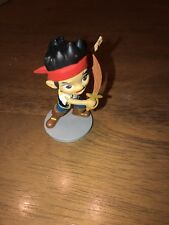 "Jake and the Neverland Pirates Disney figure W Sword  PVC 3"" (7)"