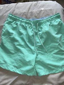 Mens Swim Trunks Size XL Lovely Summer Colour