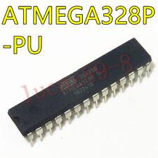 2PCS ATMEGA328P-PU Microcontroller With ARDUINO UNO R3 Bootloader
