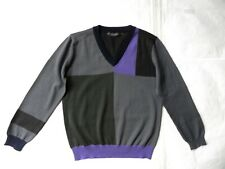 ETRO Designer Boy's 100% Wool Jumper Made in Italy 10A to fit 8-9-10y