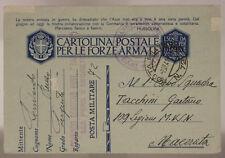 POSTA MILITARE n° 72 (MARCHESE P.1) ANNULLO COMANDO FANTERIA BARI 2.9.1941 #XP44