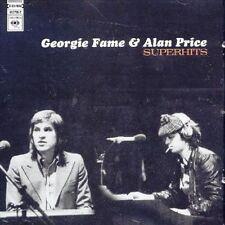 Georgie Fame & Alan Price: Superhits; 2004 CD, Jazz, R&B, Seventh Son, Sbme Impo