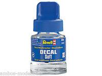 (100ml=16,50€) Revell 39693 Decal Soft, 30 ml Weichmacher für Wasserschieber