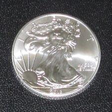 2013 Mint Uncirculated  Silver Eagle  Dollar Brilliant Gem Bullion