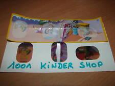 KINDER UN077 UN 77 LOONEY TUNES TWEETY TAZ BUGS + BPZ