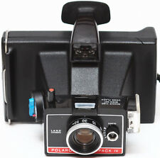 Polaroid ColorPack IV Pack Film Land Camera Made in USA 1970s Fully Operational