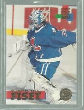 1994-95 Stadium Club Super Team Winner #246 Stephane Fiset UER (ref44394)