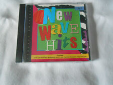 New Wave Hits, Vol. 1 by Various Artists (CD, May-1996, Rhino (Label))