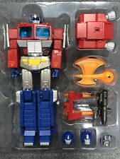 Transformers Masterpiece Scale Optimus Prime ?? Seller 4th Party Silver MP-44