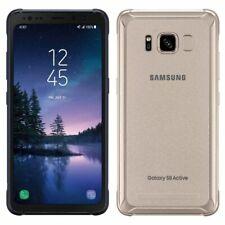 NEW *BNIB*  Samsung S8 ACTIVE G892 AT&T 4G LTE Smartphone Tungsten Gold/64GB