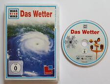 ⭐⭐⭐⭐  DAS WETTER ⭐⭐⭐⭐  DVD ⭐⭐⭐⭐  WAS IST WAS ⭐⭐⭐⭐