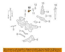 MAZDA OEM 07-12 CX-7 Rear Suspension-Adjust Bolt BP4K2866ZB