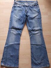 **** LEVIS STRAUSS&CO Blaue Jeanshose Größe W31/L32 für Damen Model 529 ****