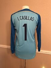 Spain España Casillas Fc Porto Real Madrid Shirt Adizero Player Issue 8 Jersey