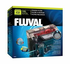 Fluval C2 POWER FILTER With Complete Media Fast Free Shipping NEW 2018 STOCK