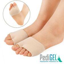 Pair of Metatarsal Gel Cushion Ball of Foot Pad> Pain Relief Morton Neuroma UK