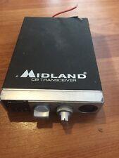 MIDLAND  CB Radio Transceiver Model 77-104