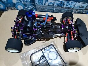 Kyosho Mk2 Pure Ten Gp 1/10