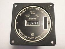 ITC C-5 A RESET TIME TOTALIZER