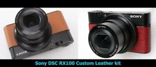 Camera Replacement Skin Cover Leather - Sony DSC RX100 from Japan 867