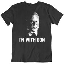 Don Cherry I'm With Don Cherry Protest  T Shirt