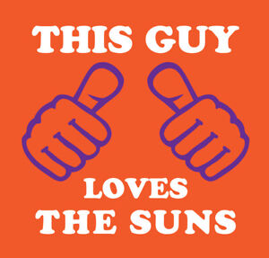 This Guy Loves The Suns shirt Basketball Phoenix Chris Paul Devin Booker Ayton