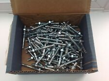 100no Rawlplug M6 x 65mm Throughbolts