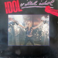 "Billy Idol Vital Idol (Alle Songs in Extended Maxi Versions) 80`s LP 12"""