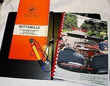 RALLYE - SPORT Geschenk-Set für Rallye-Beifahrer