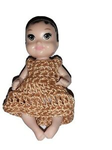 Krissy doll clothes - topaz