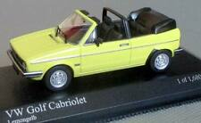 VW Golf 1 Cabrio Modellauto 1/43
