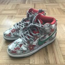 Nike Sb Dunk High x Concept Igly Christmas Sweaters
