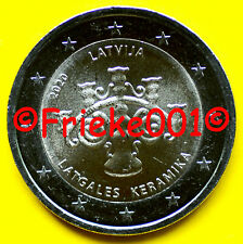 Letland - Lettonie - 2 euro 2020 comm.(Keramiek)