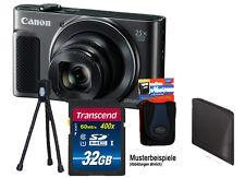 CANON PowerShot SX620 HS schwarz + 32GB KOMPLETTSET ! DIGITALKAMERA SX620 ****