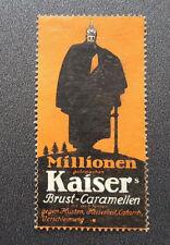 Cinderella Poster Stamp Millionen gebrauchen Kaiser's Brust-Caramellen (7602)