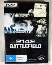 2142 BATTLEFEILD, PC GAME, (PC DVD ROM)